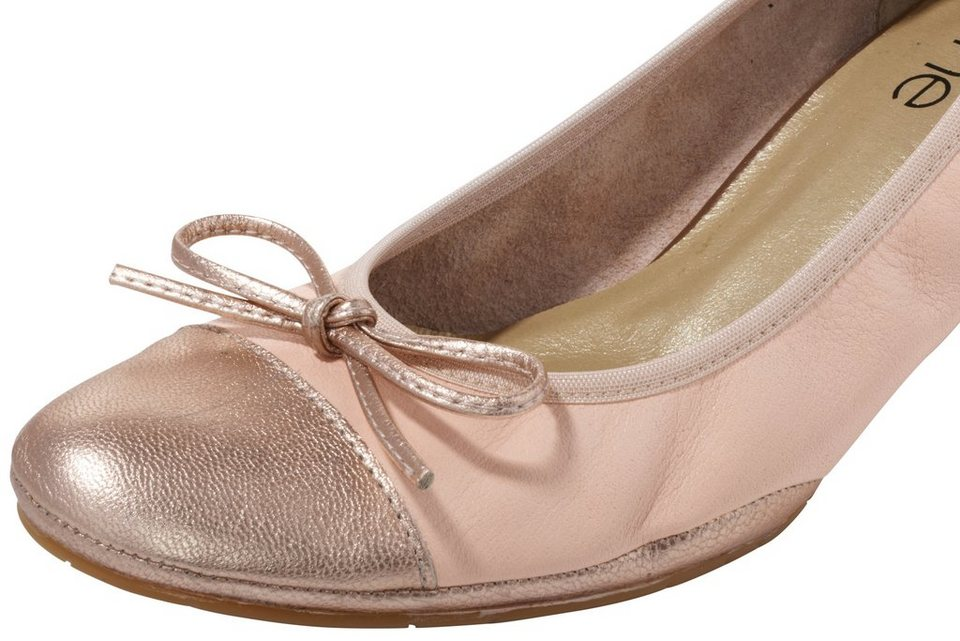 Heine Pumps in rosé