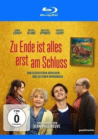 Blu-ray »Zu Ende ist alles erst am Schluss«