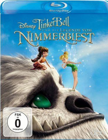Blu-ray »Tinkerbell und die Legende vom Nimmerbiest«