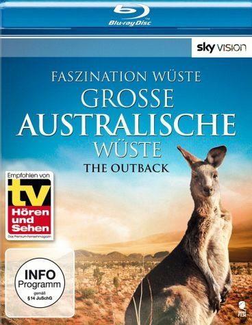 Blu-ray »Faszination Wüste: Große australische Wüste -...«