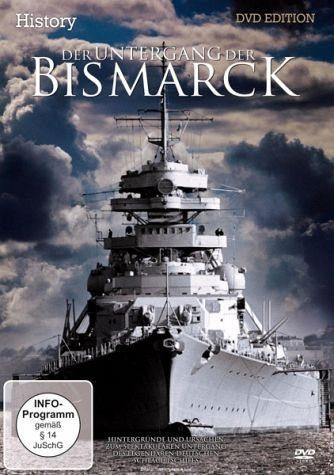 DVD »Untergang der Bismarck«