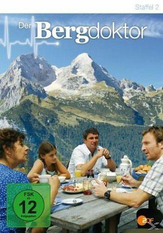 DVD »Der Bergdoktor - Staffel 2«
