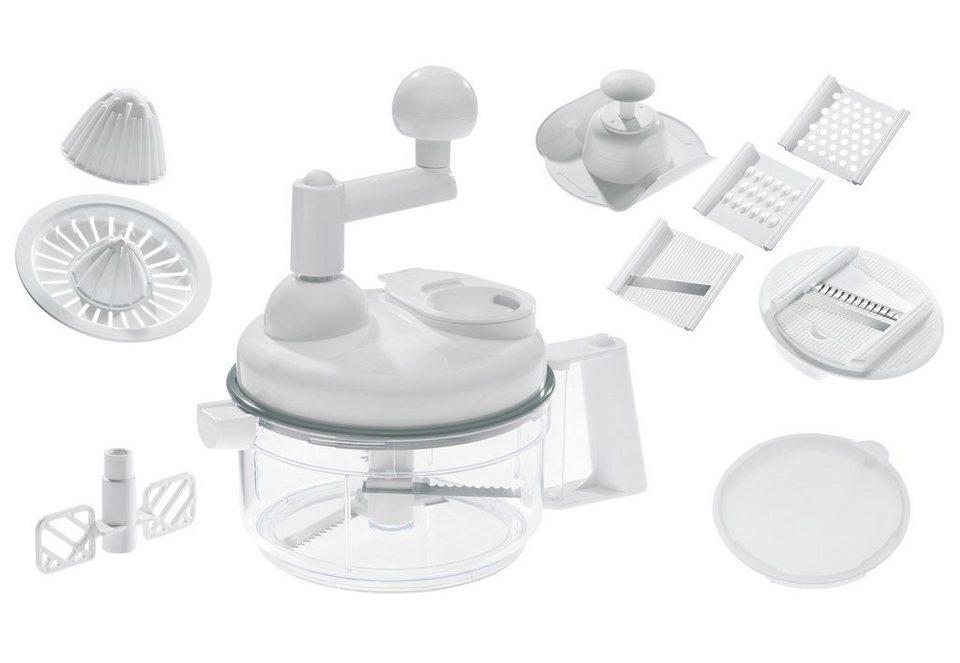 WESTMARK Zerkleinerer, »Küchenhexe« in weiß