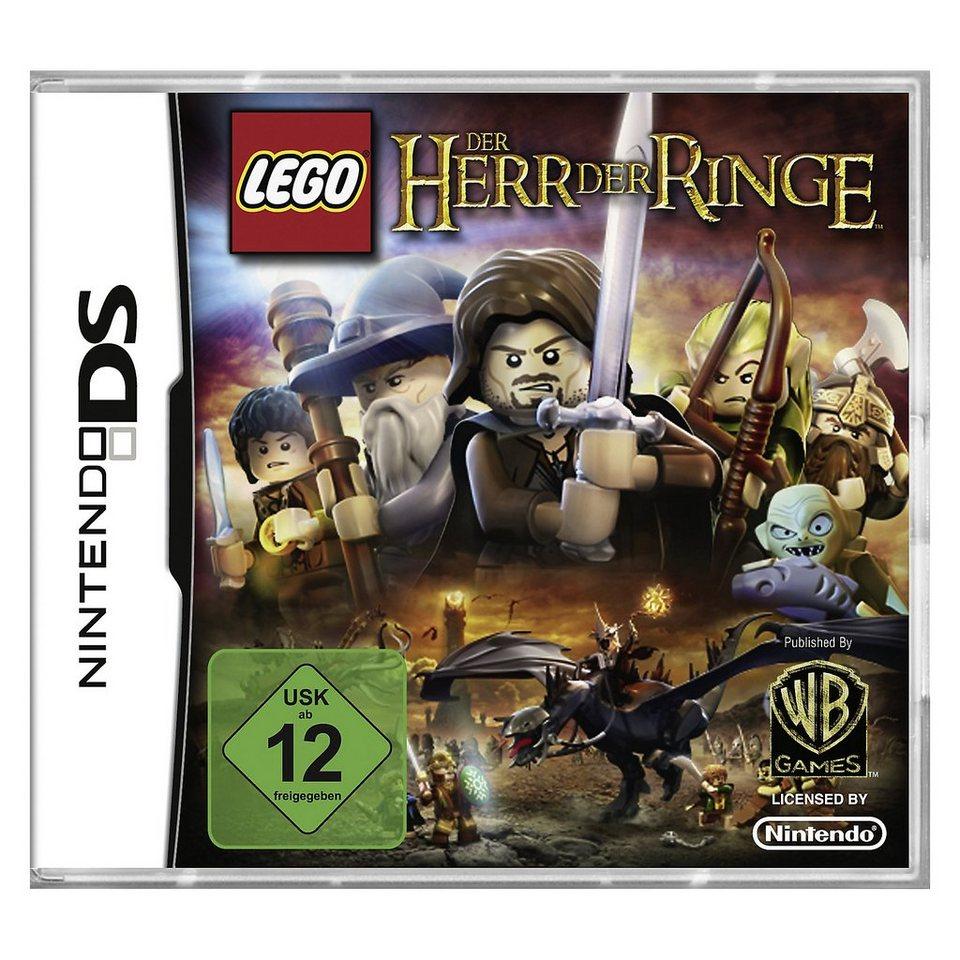 LEGO NDS Herr der Ringe