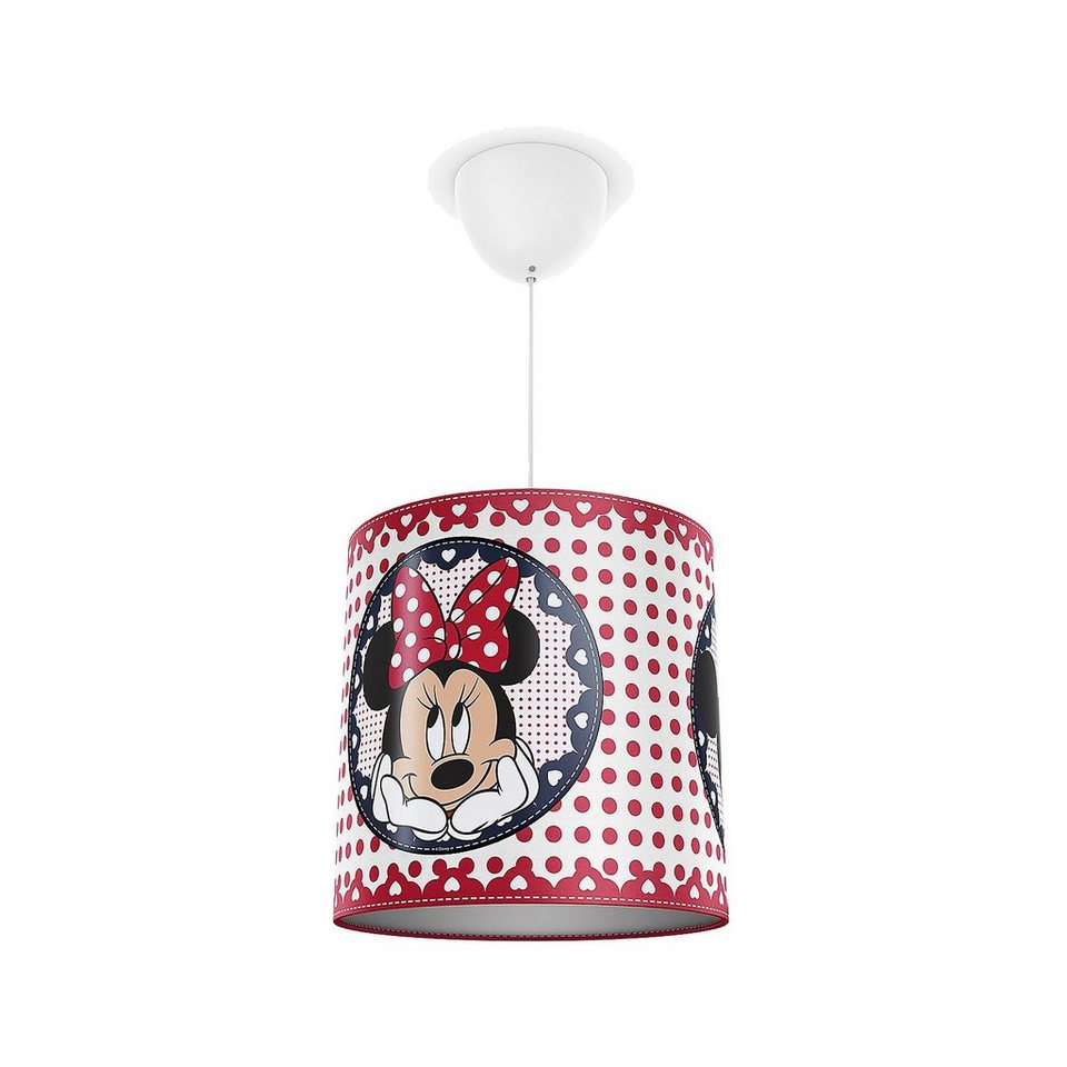 philips lighting h ngelampe minnie mouse kaufen otto. Black Bedroom Furniture Sets. Home Design Ideas