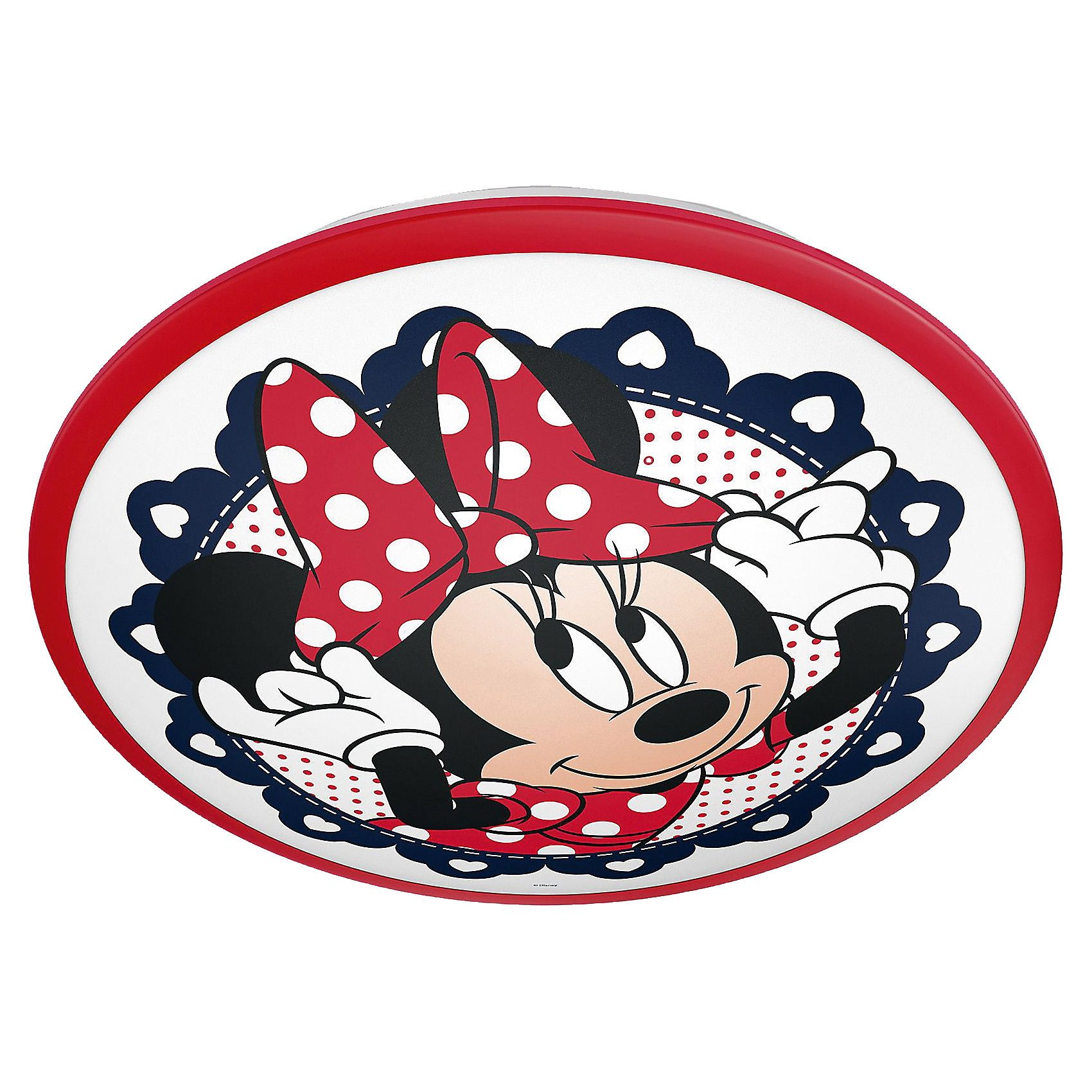 Philips Lighting Wand- und Deckenlampe, Minnie Mouse, LED