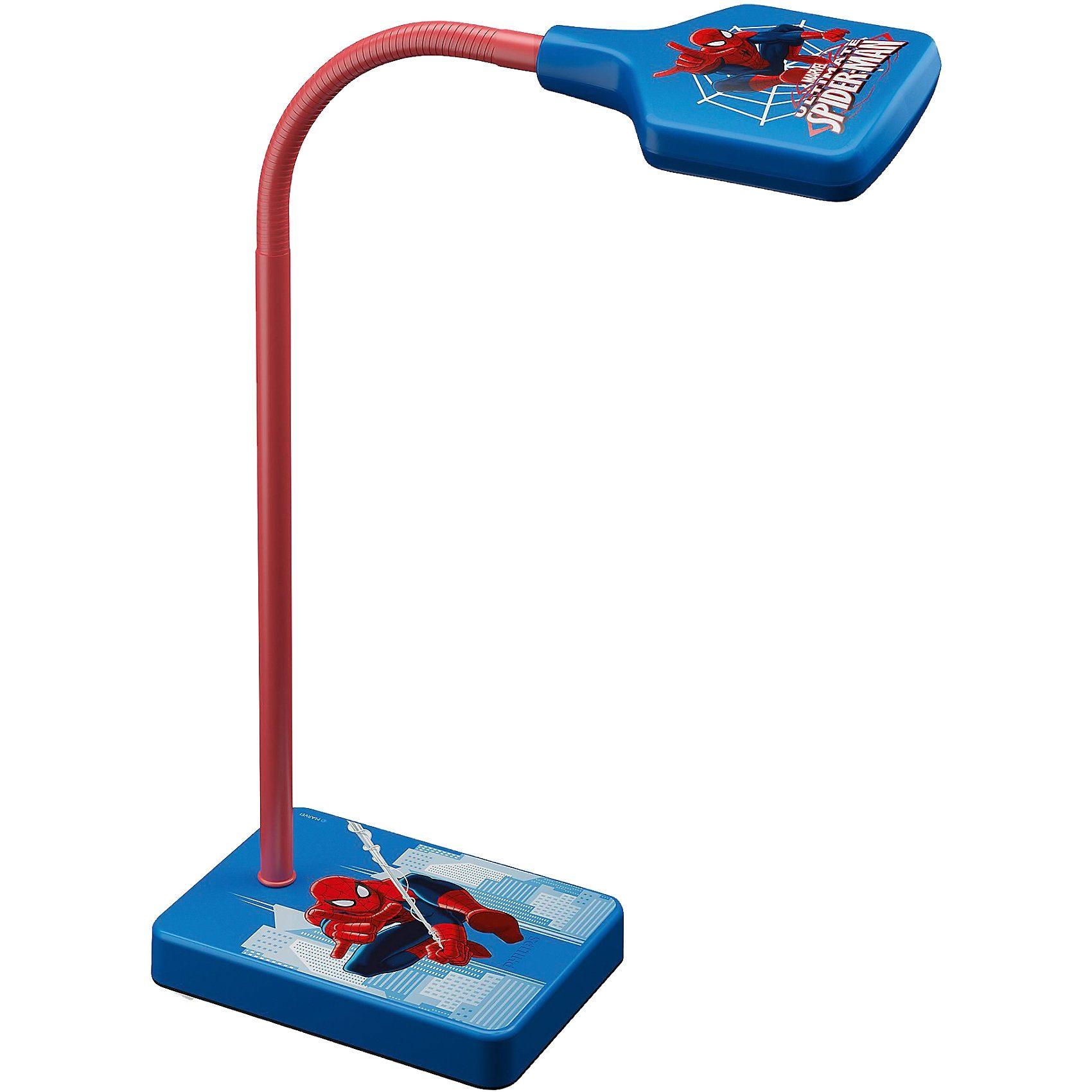 Philips Lighting Schreibtischlampe, Spiderman