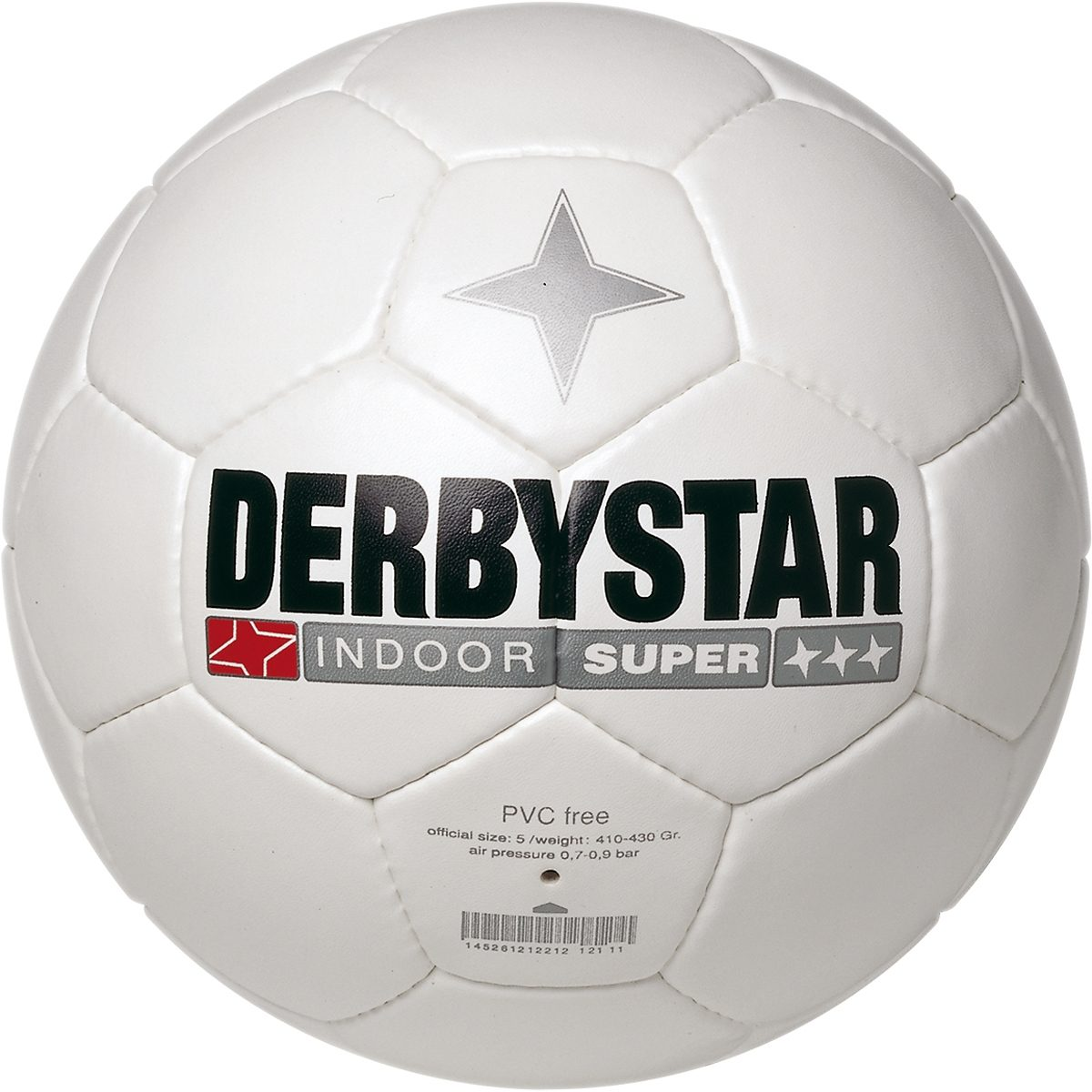 DERBYSTAR Indoor Super Fußball