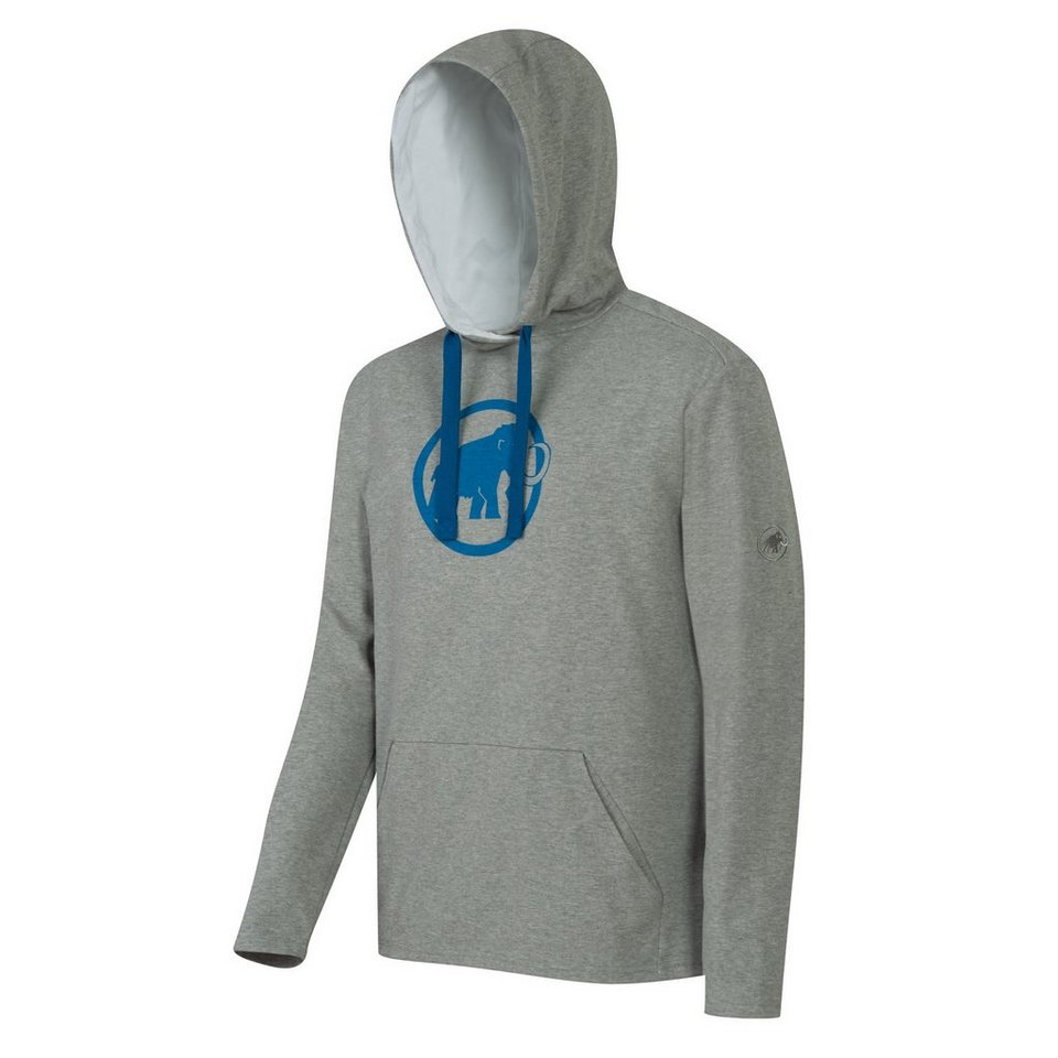 Mammut Pullover »Logo ML Hoody Men« in grau