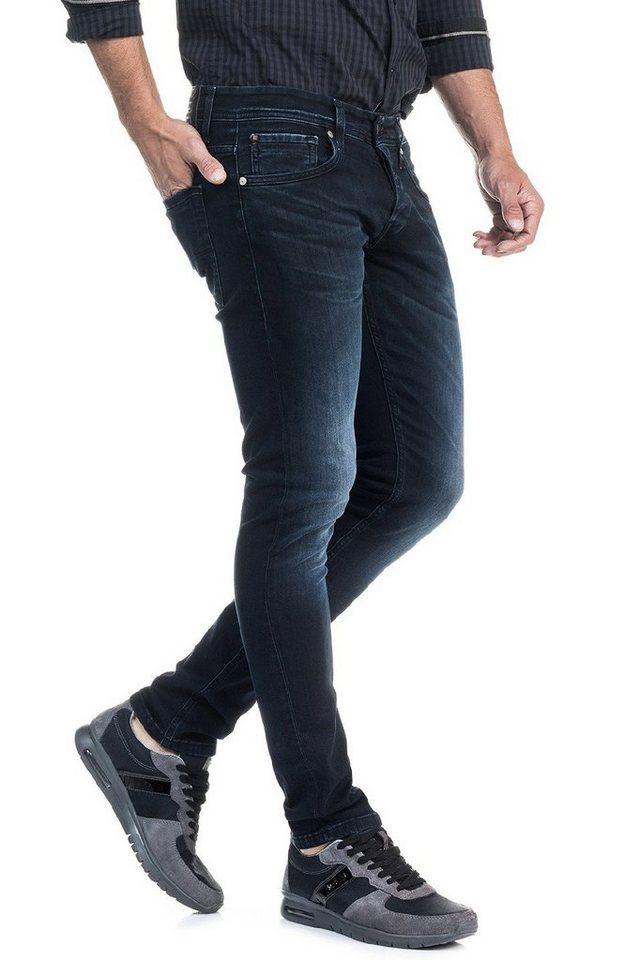 salsa jeans Jean »Clash« in Black