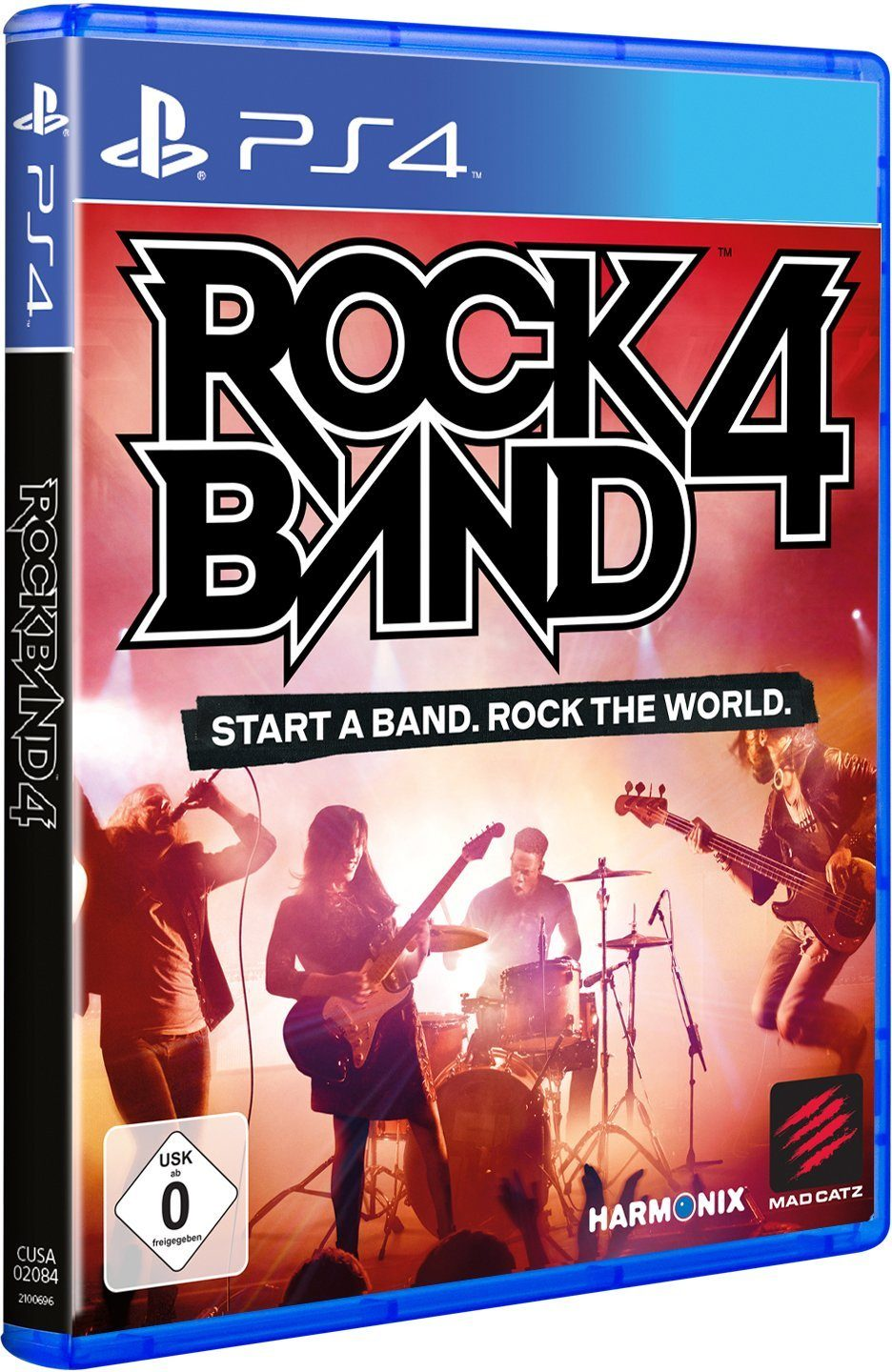 Mad Catz Rock Band 4 »(PS4)«