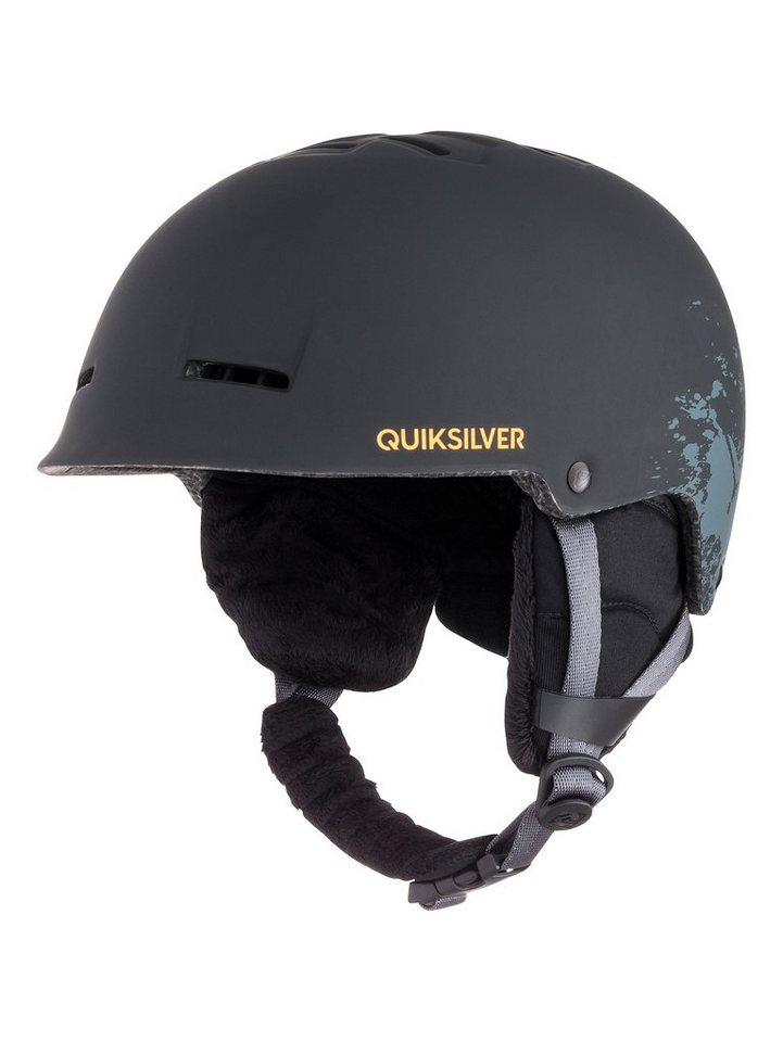 Quiksilver Snowboard Helm »Fusion« in Black