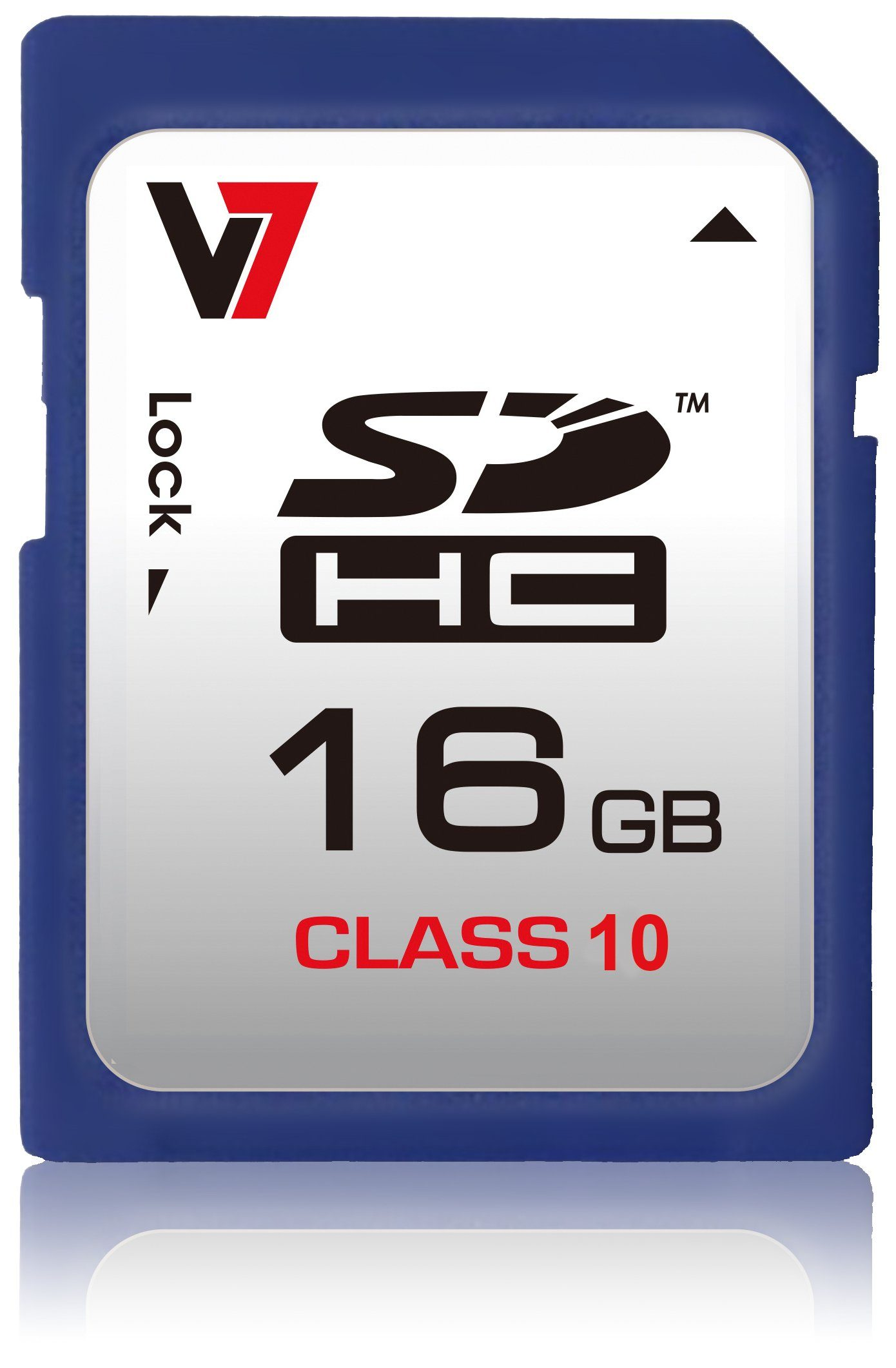 V7 Secure Digital Karte »SD CARD 16GB SDHC CLASS 10«