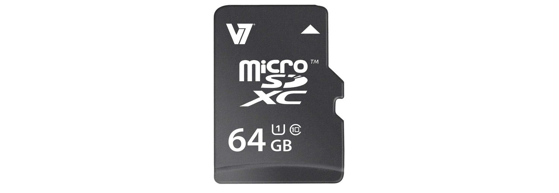 V7 Secure Digital Karte »MICROSD CARD 64GB MICROSDXC«
