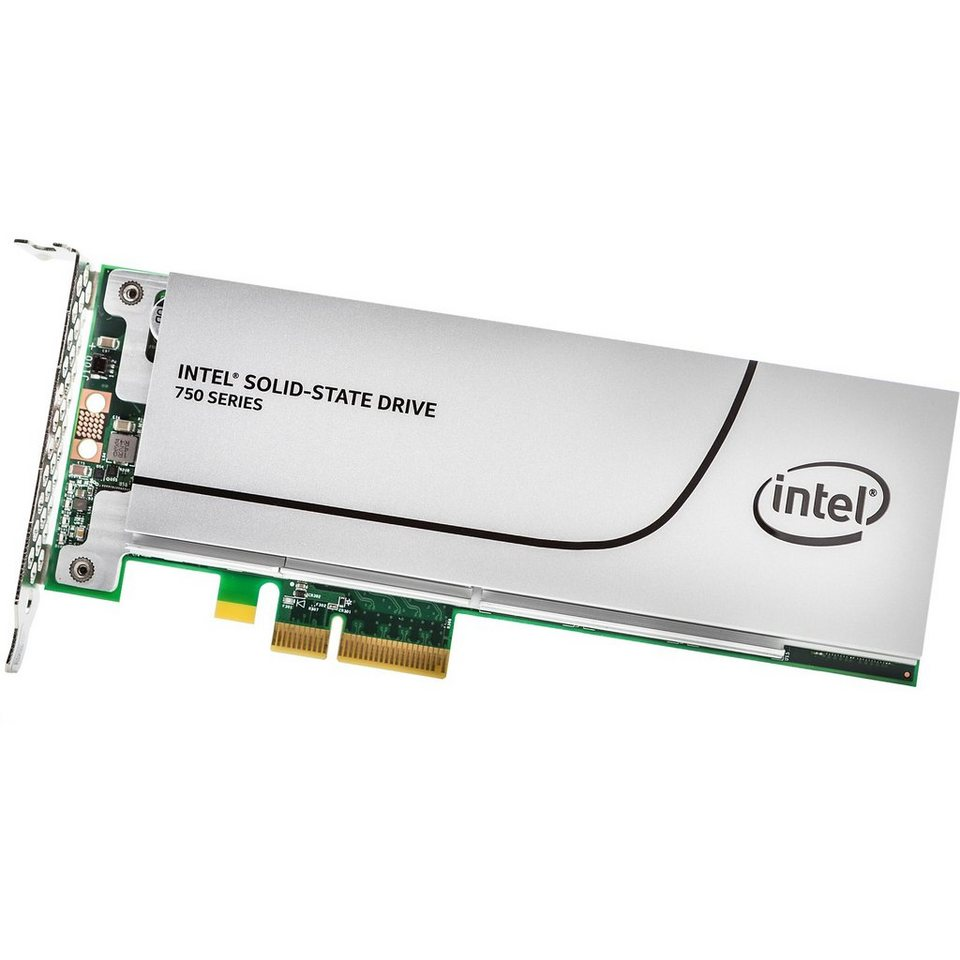 Intel® Solid State Drive »SSD 750-Serie 800 GB«