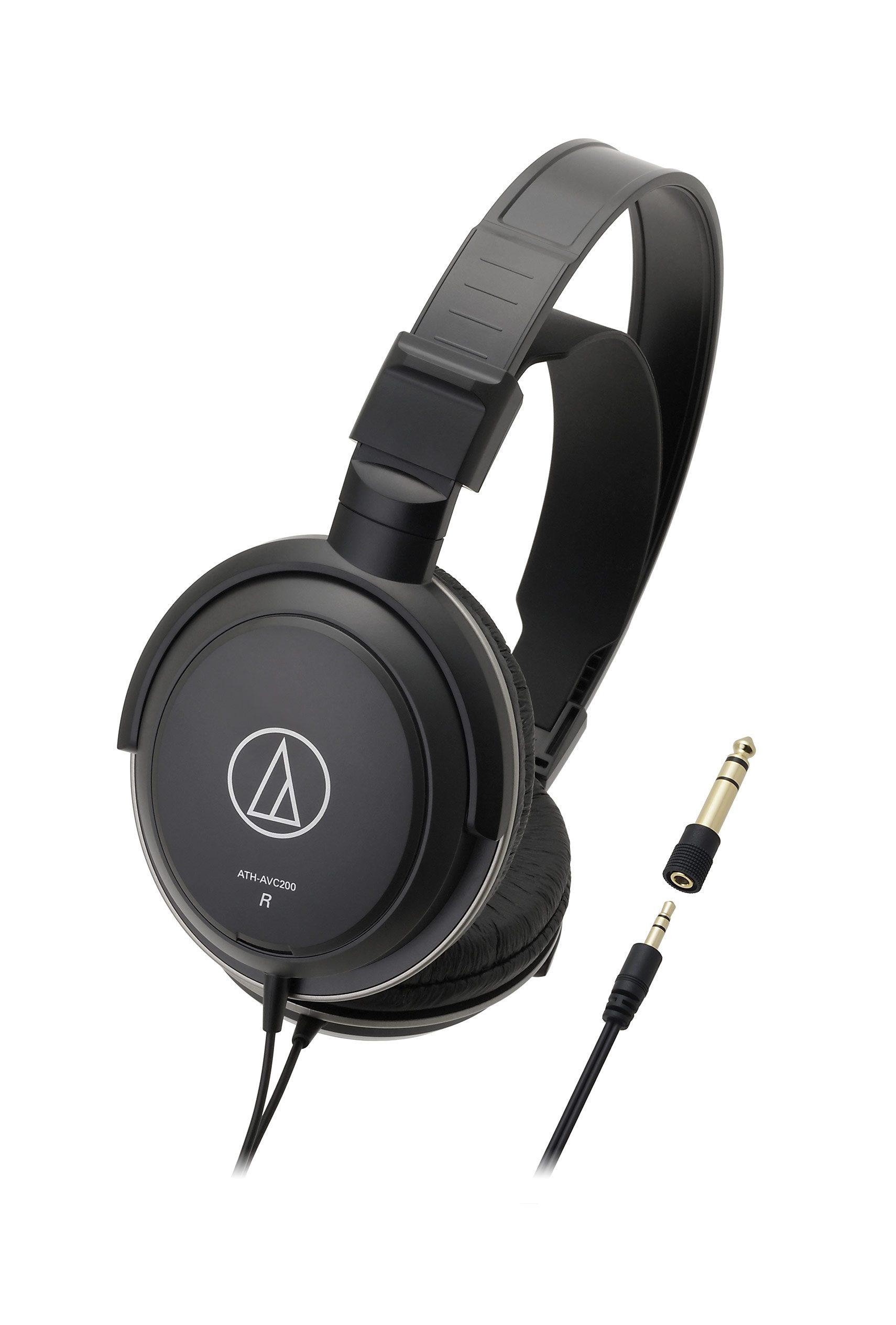 Audio-Technica Kopfhörer »ATH-AVC200«