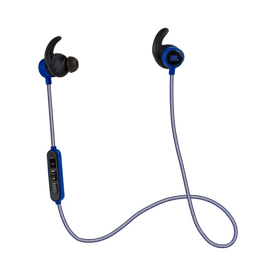 JBL Mini In Ear Sportkopfhörer »Reflect Mini BT« in blau