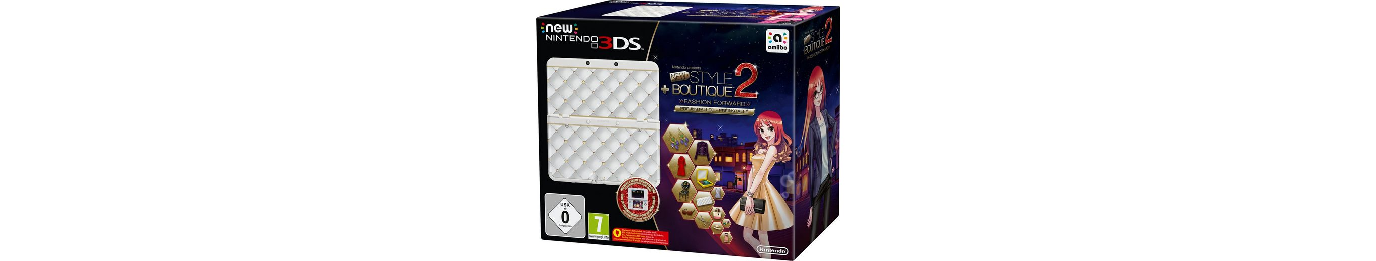 New Nintendo 3DS + New Style Boutique 2