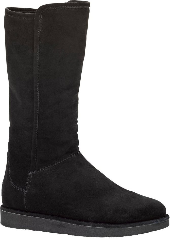 UGG »Abree« Stiefel kuschelig warm in schwarz