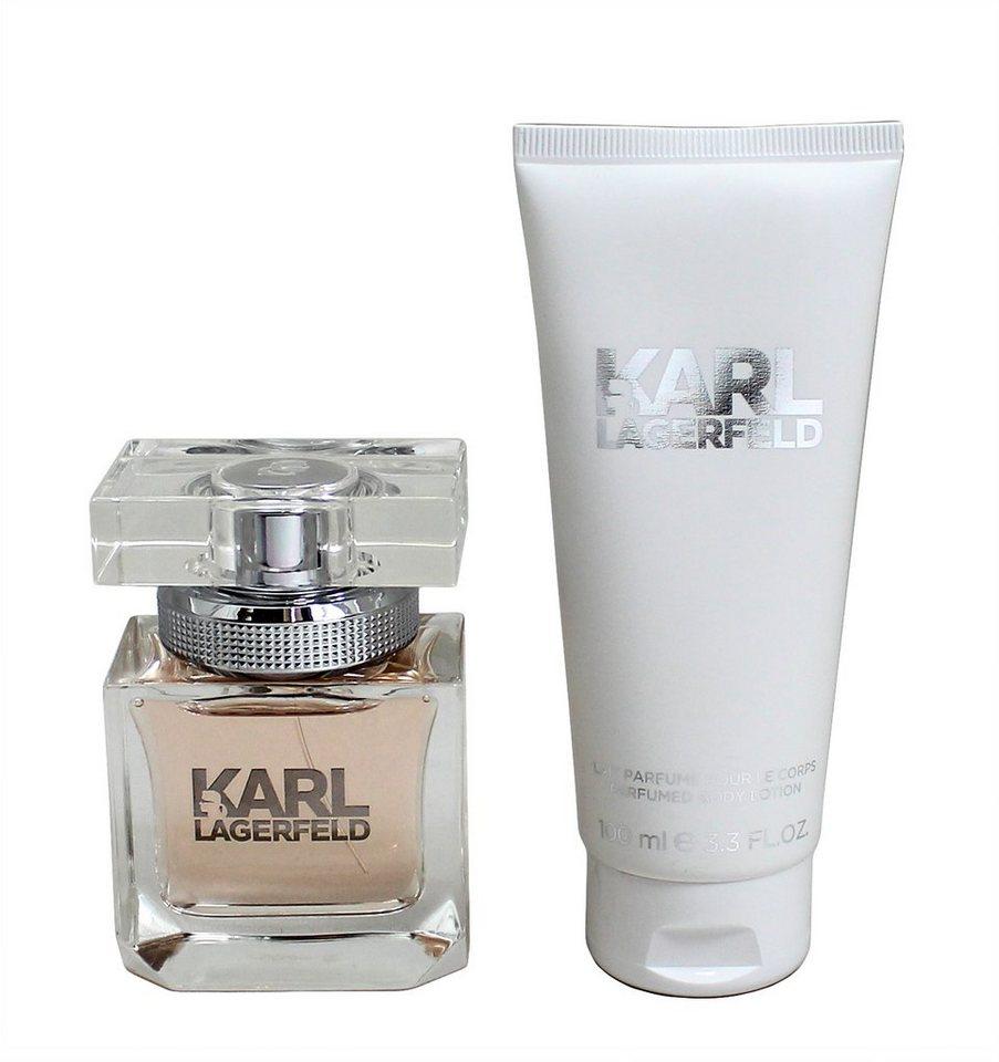 Karl Lagerfeld, »KL for Women«, Duftset (2-tlg.)