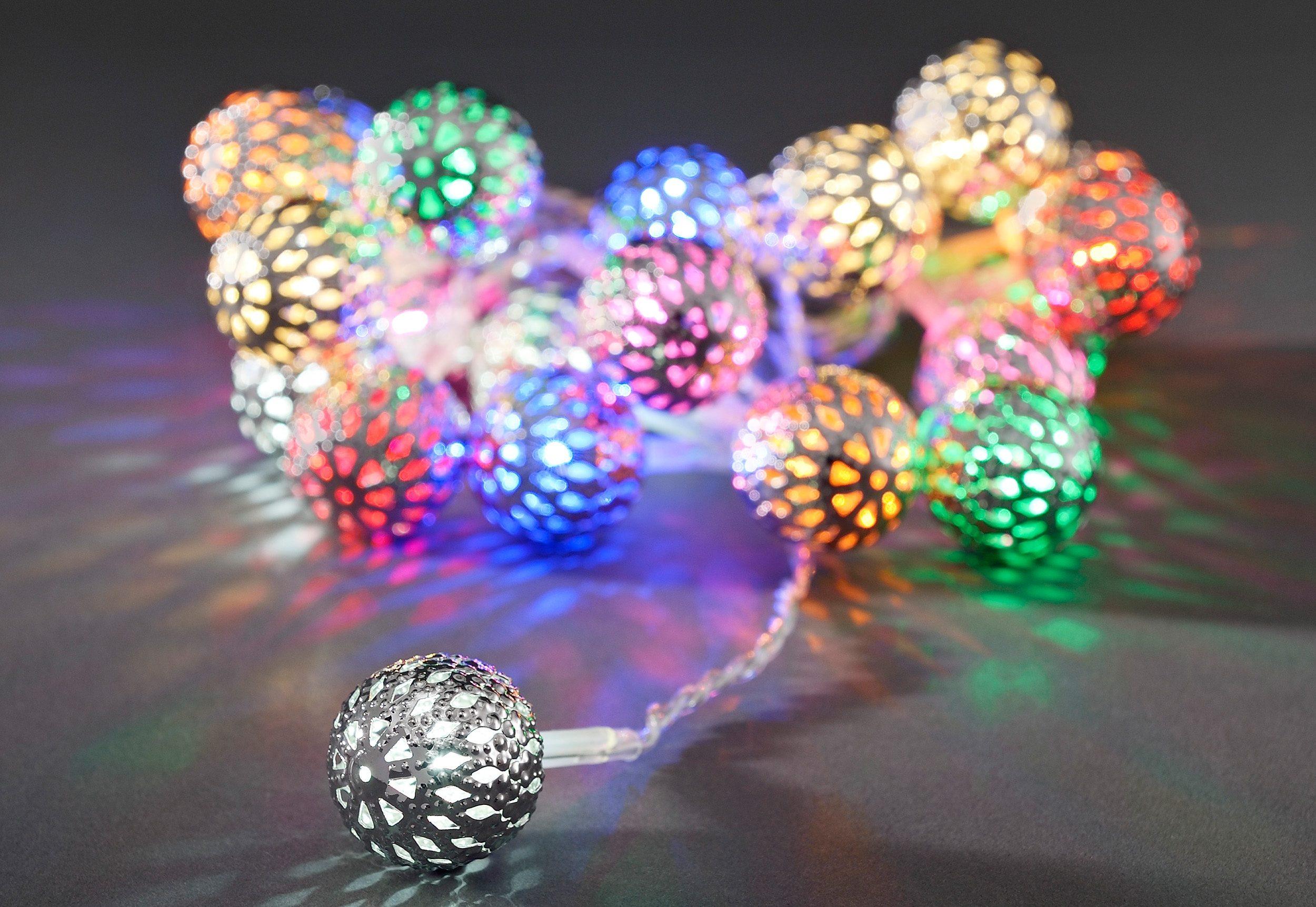 Konstsmide LED Dekolichterkette
