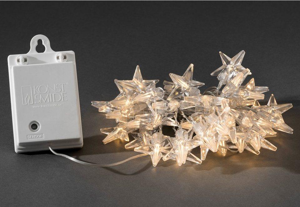 Konstsmide LED Lichterkette in weiß
