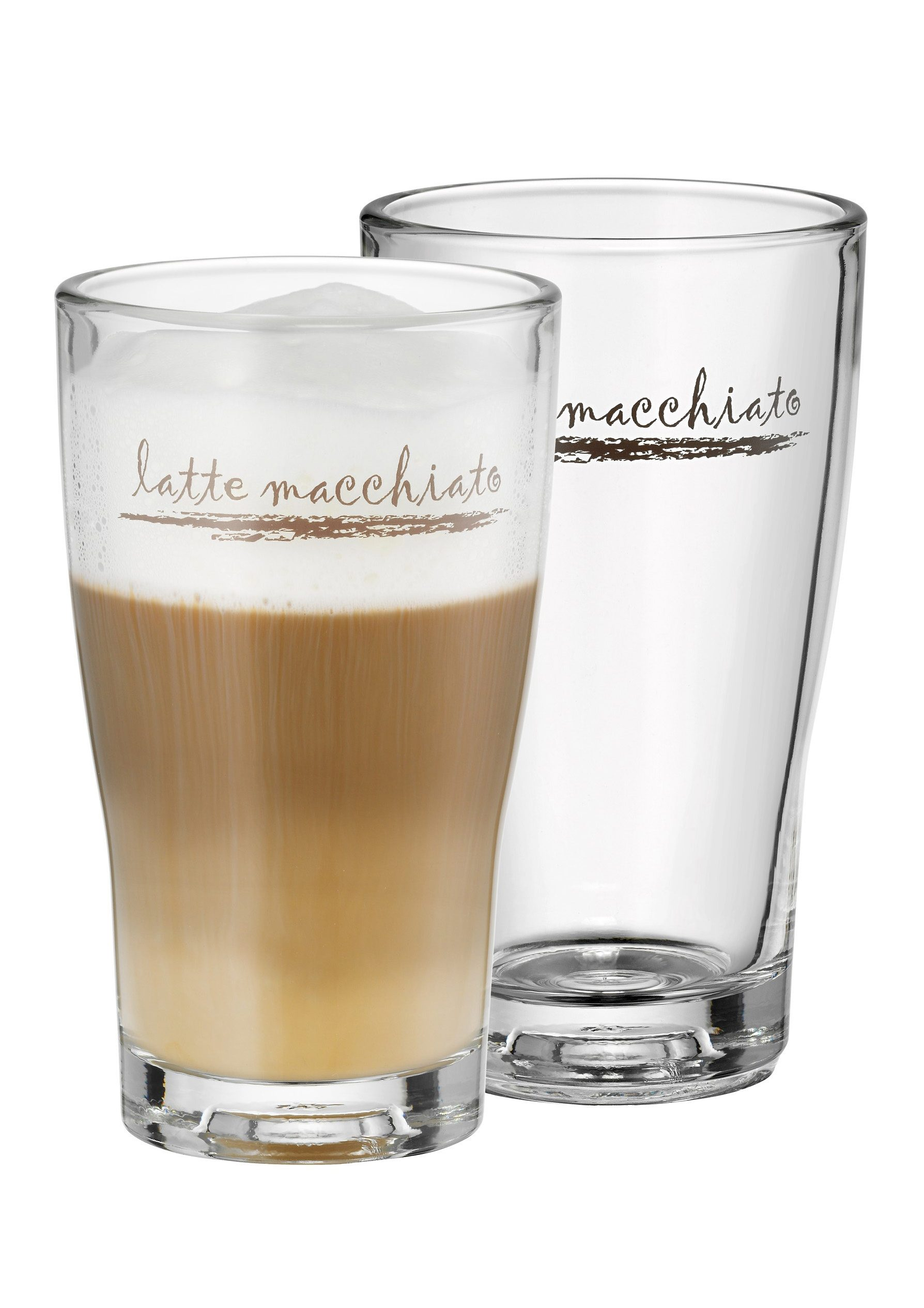 Set: Latte Macchiato Glas, WMF (2er Set)