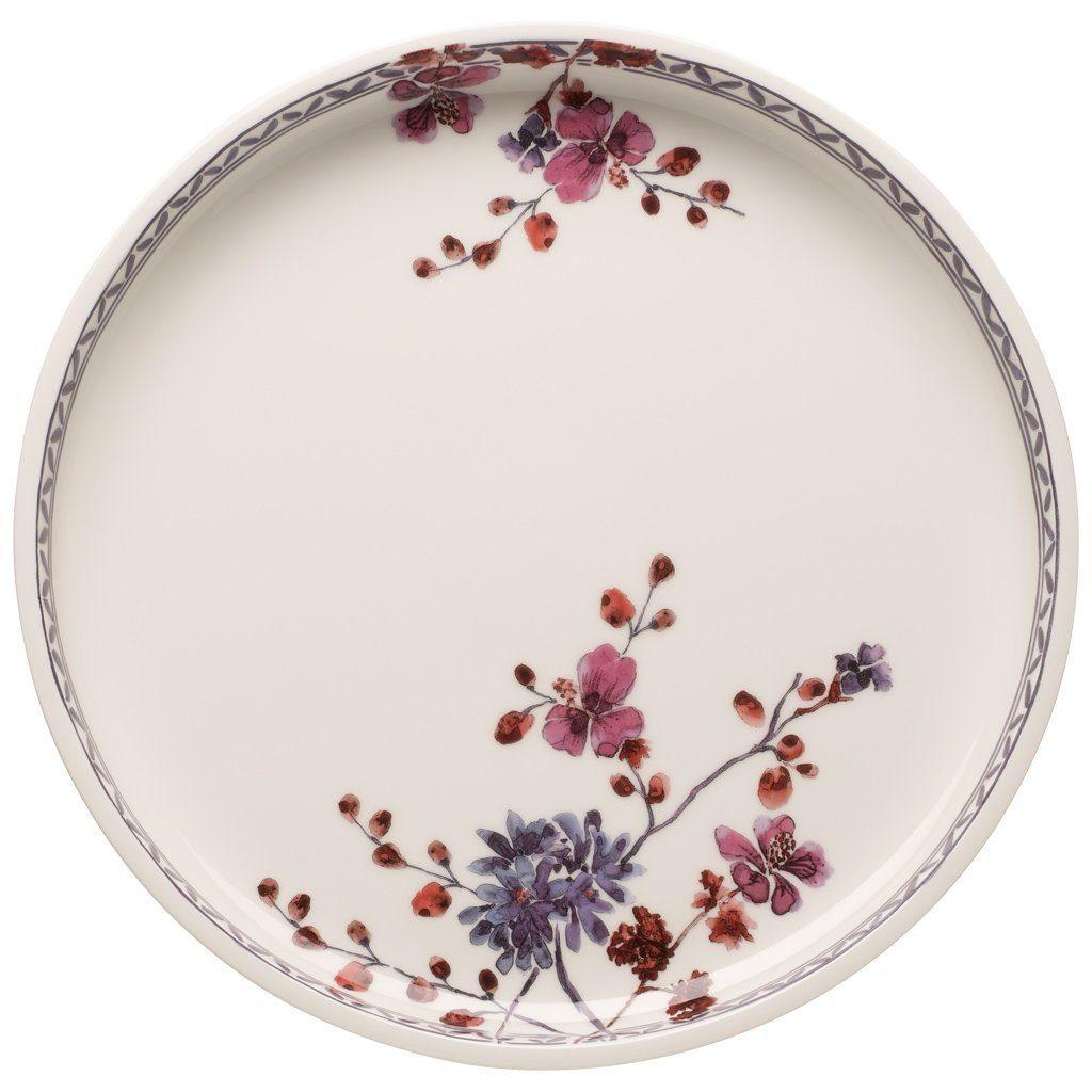 VILLEROY & BOCH Servierplatte / Top Rund »Artesano Provençal Lavendel Backformen«