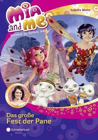 Gebundenes Buch »Das große Fest der Pane / Mia and me Bd.20«