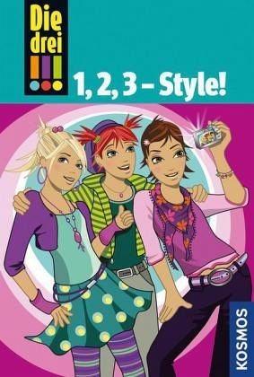 Gebundenes Buch »1,2,3 Style! / Die drei Ausrufezeichen Bd.32+38«