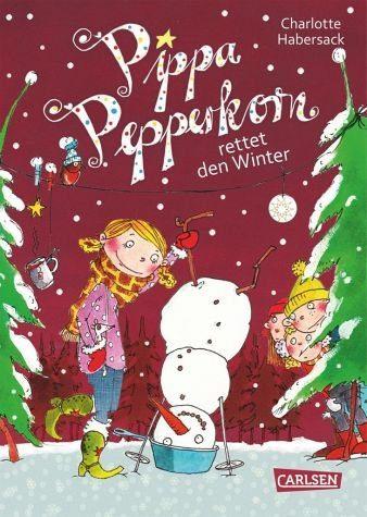 Gebundenes Buch »Pippa Pepperkorn rettet den Winter / Pippa...«