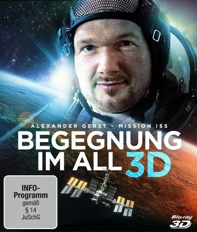 Blu-ray »Begegnung im All 3D - Mission ISS«