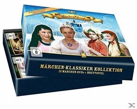 DVD »Märchen-Klassiker-Kollektion (Limited Edition,...«