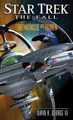 Broschiertes Buch »Erkenntnisse aus Ruinen / Star Trek - The Fall...«