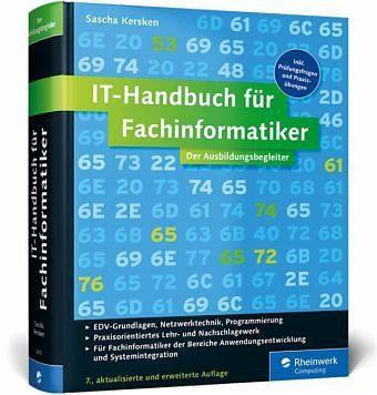 Gebundenes Buch »IT-Handbuch für Fachinformatiker«