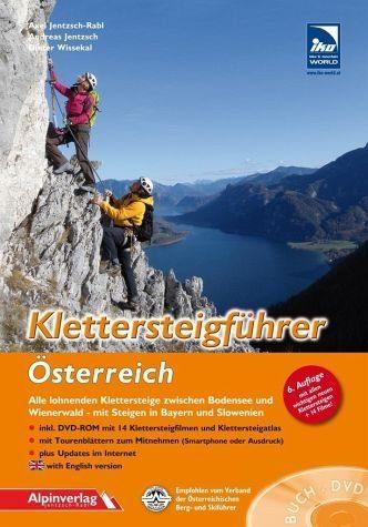 Broschiertes Buch »Klettersteigführer Österreich«
