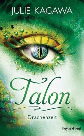 Gebundenes Buch »Drachenzeit / Talon Bd.1«