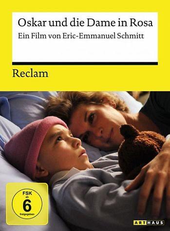 DVD »Oskar und die Dame in Rosa Reclam Edition«