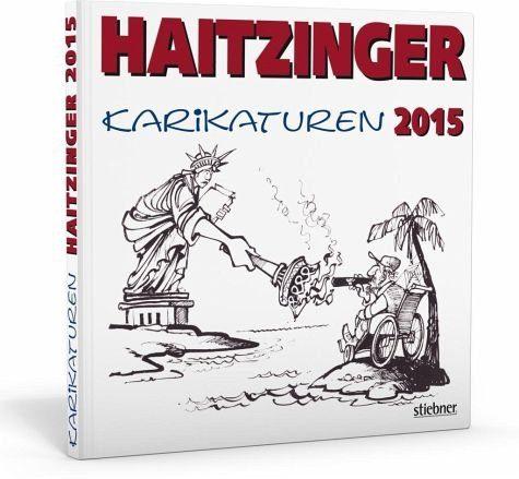 Gebundenes Buch »Haitzinger Karikaturen 2015«