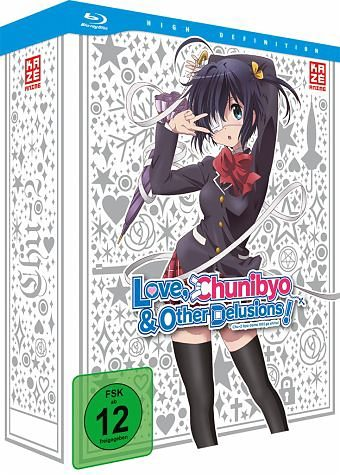 Blu-ray »Love, Chunibyo & Other Delusions! - Vol. 1...«