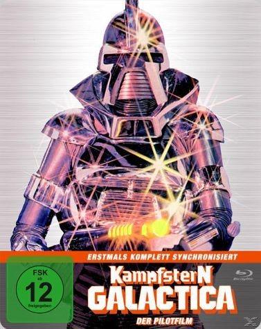 Blu-ray »Kampfstern Galactica - Der Pilotfilm«