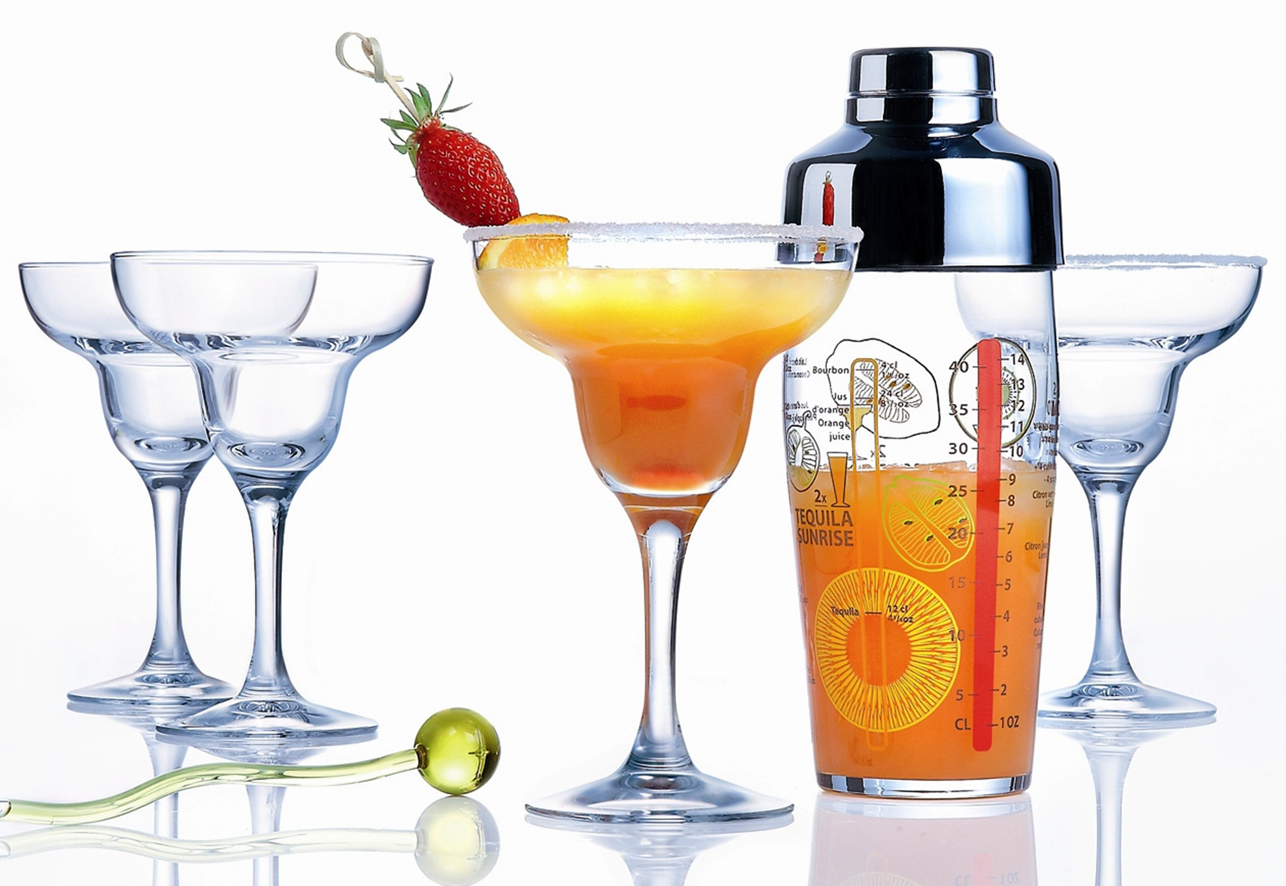Luminarc Cocktail-Set, »MARGARITA« (5tlg.)
