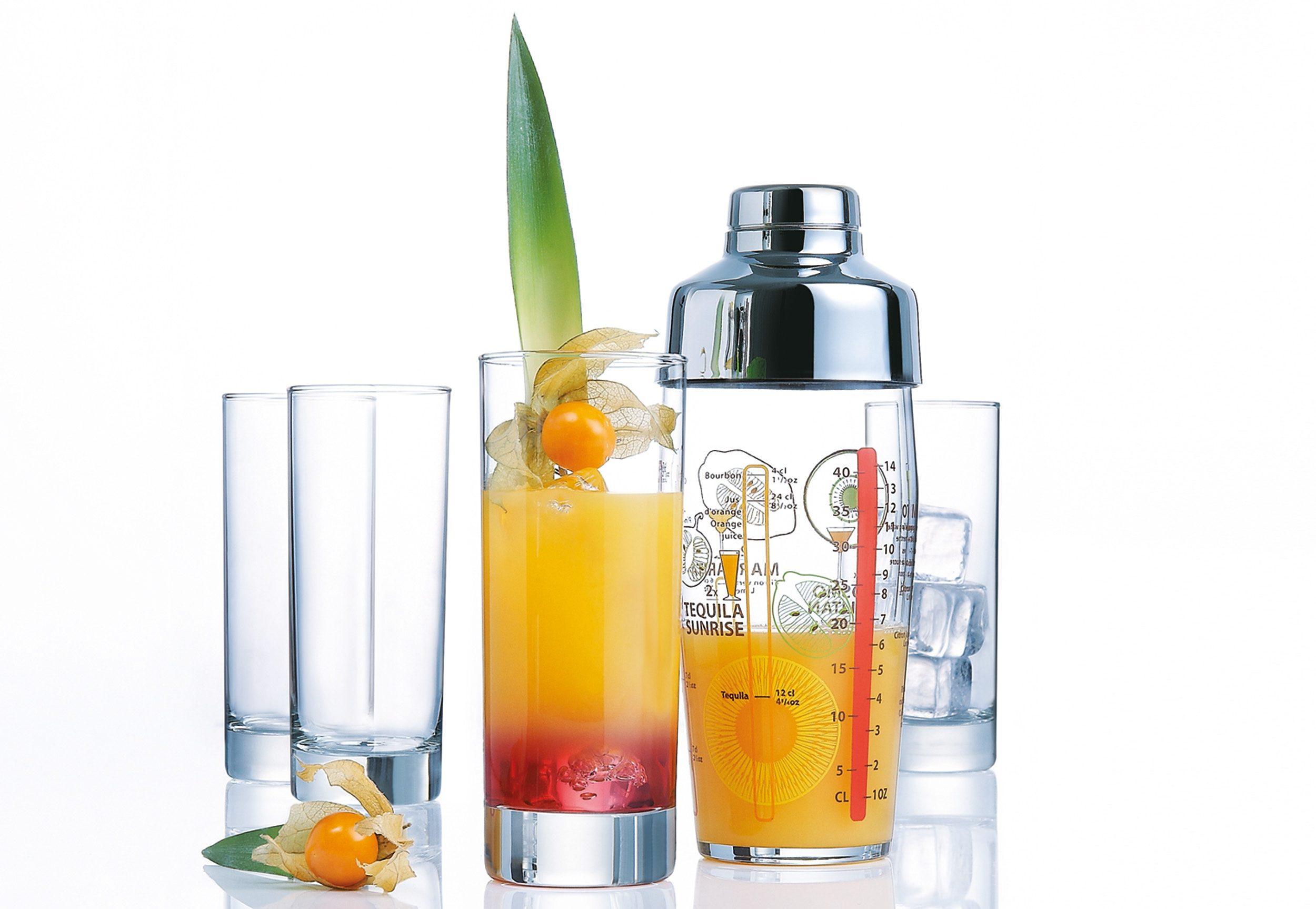 Luminarc Long Drink-Set (5tlg.)