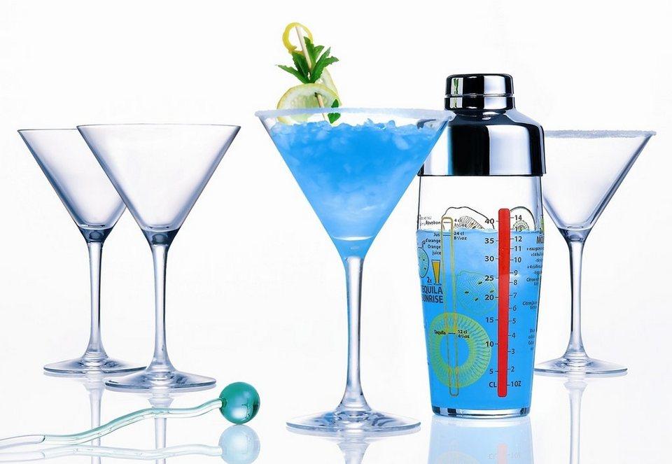 Luminarc Cocktail-Set (5tlg.) in transparent