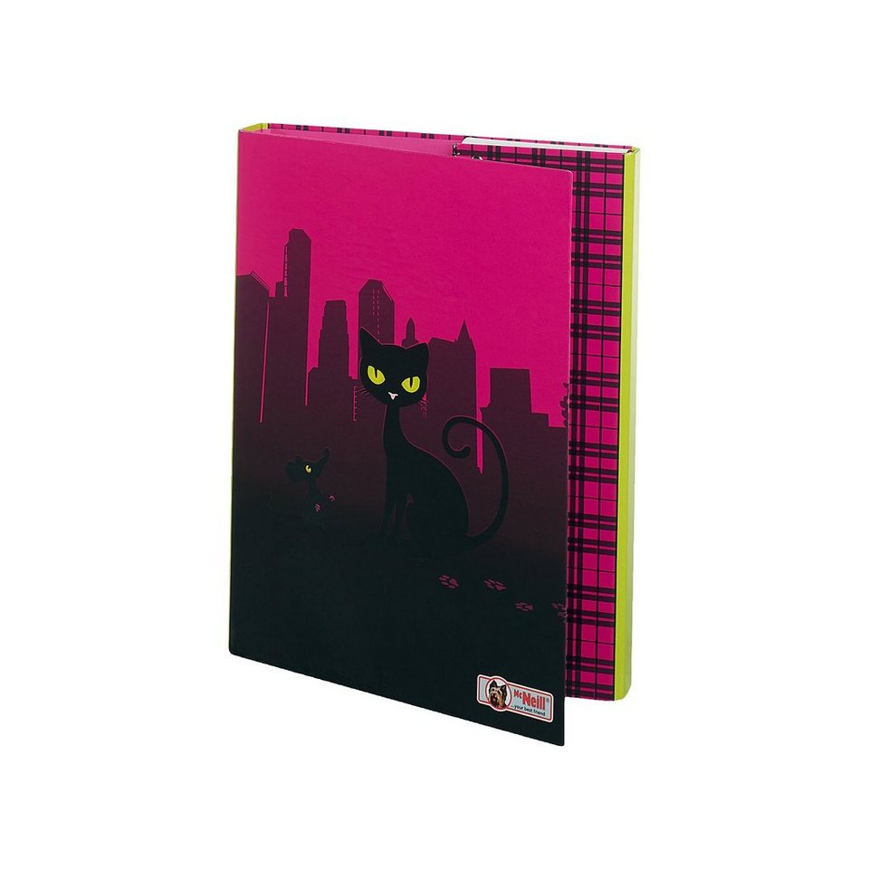 McNeill Heftbox A4 Streetcat