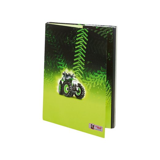 McNeill Heftbox A4 Greentrac