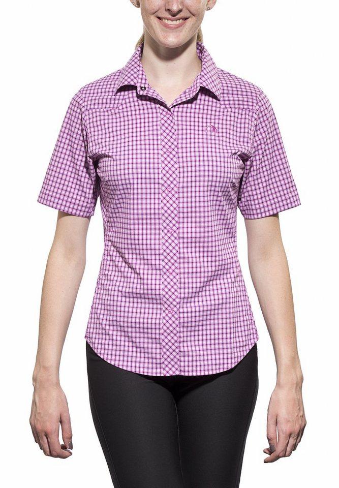Tatonka Bluse »Clemont SS-Shirt Women« in pink