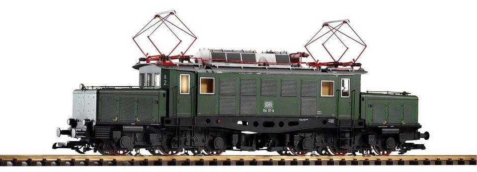 PIKO Elektrolokomotive, Spur G, »E-Lok BR 194, gealtert, DB - Gleichstrom« in grün