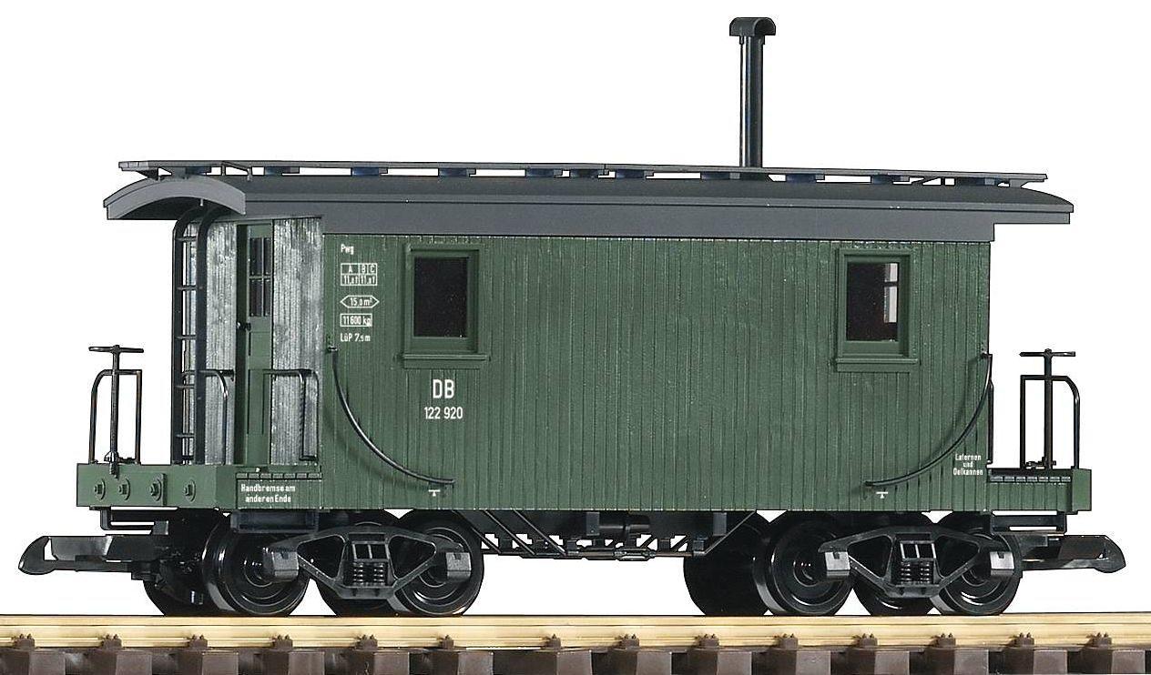 PIKO Personenwagen, Spur G, »Packwagen, DB - Gleichstrom«