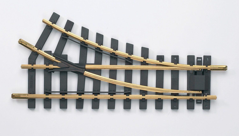 PIKO Weiche »G-Weiche, rechts R1, 30-Grad«, Spur G